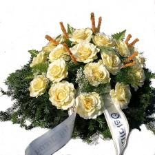Wieniec pogrzebowy IX