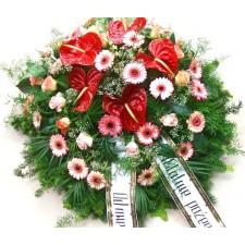 Wieniec pogrzebowy IV