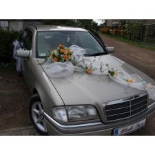 """Dekoracja samochodu """"Samochód Weselny 7"""""""