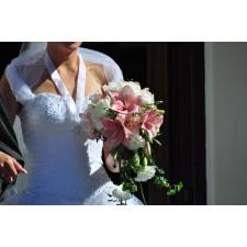 Bukiet ślubny Pani Młoda 1