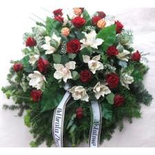 Wieniec pogrzebowy I