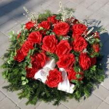Wieniec pogrzebowy VI